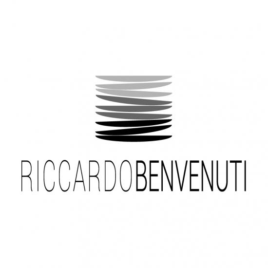 Logo Riccardo Benvenuti completo