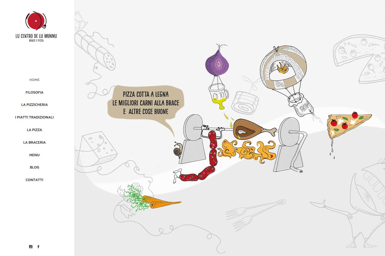 Sito web Lu Centro de luMunnu Foligno