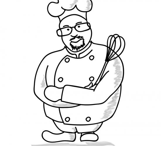 realizzazione caricatura